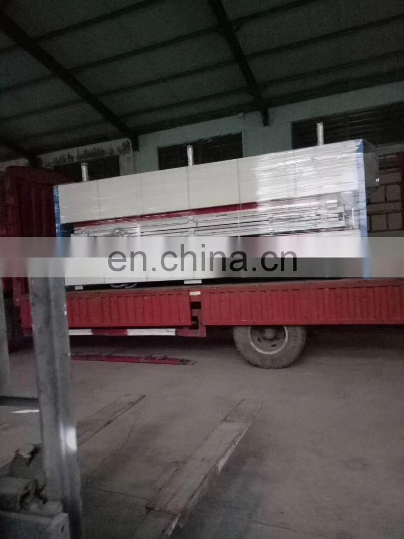 Doors wood texture transfer printing machine MWJM-01