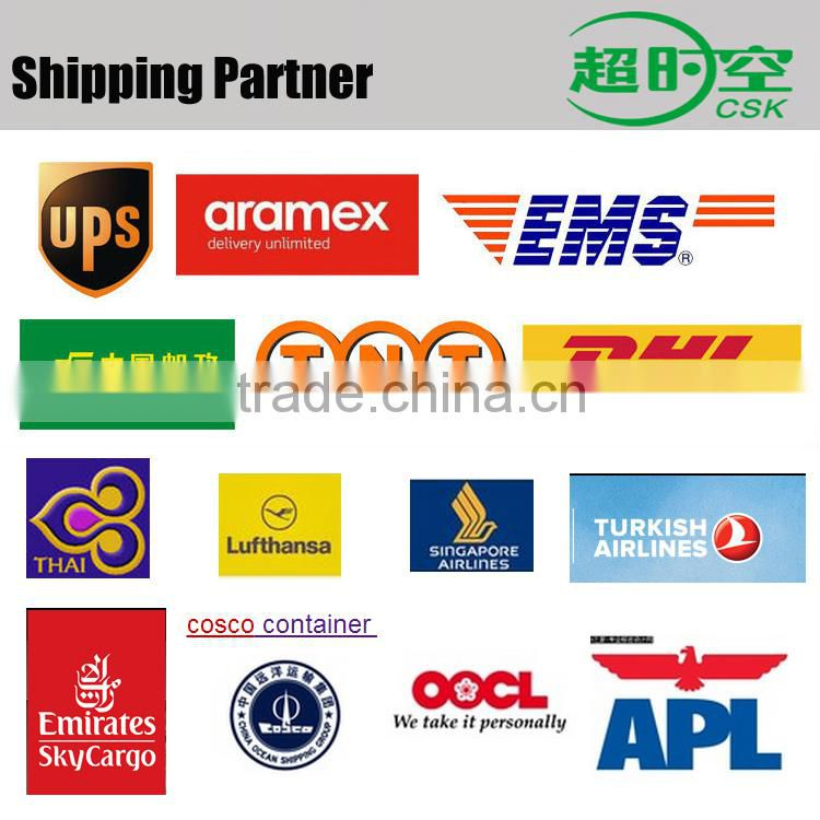 Aramex/UPS/TNT/EMS/DHL Ethiopia shipping cost of New Products from
