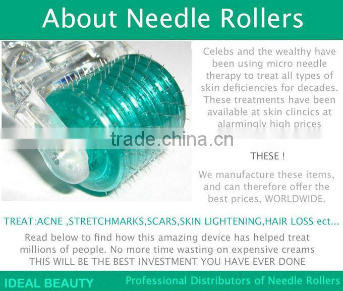 Derma Roller for Hair Loss Treatment (F019A)