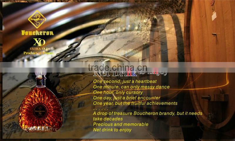 UK Goalong provide italian brandy customize service with competitive price