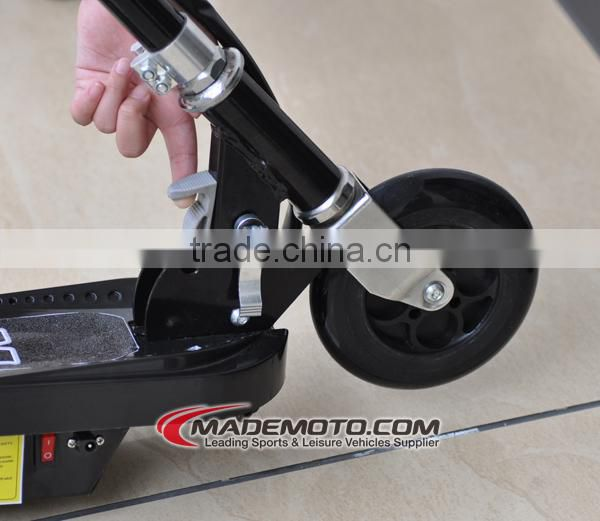 Cheap 120w mini electric scooter foldable with seat