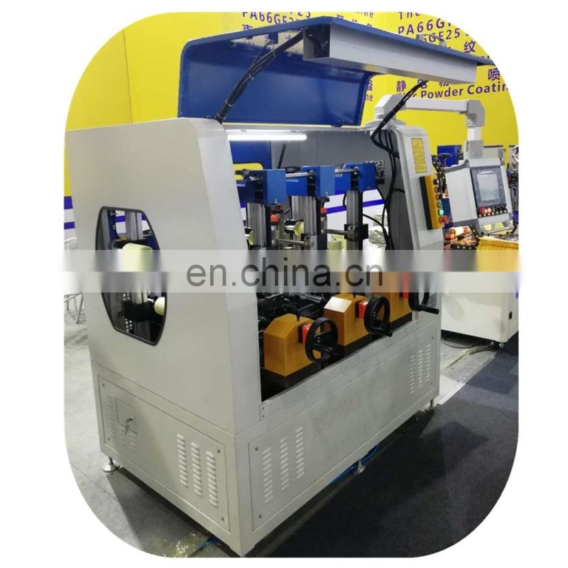 PA Aluminium Thermal break assembly crimping equipments_aluminium window and door making machine