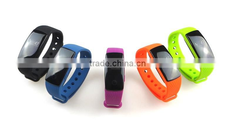 Bluetooth 4 0 Smart Bracelet Id 107 Wristbands Factory Cheap