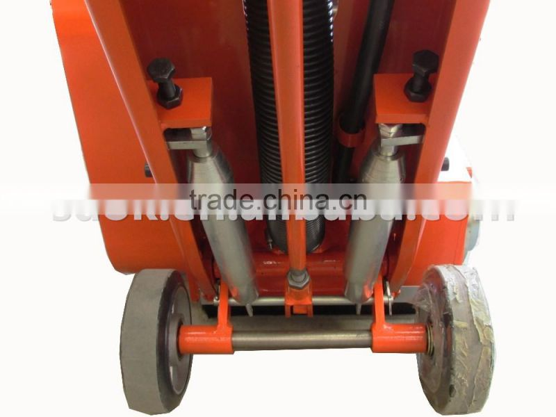 "honda gx390 parts,cheap price concrete scarifier for sale with 8""1"",floor roughing machine"