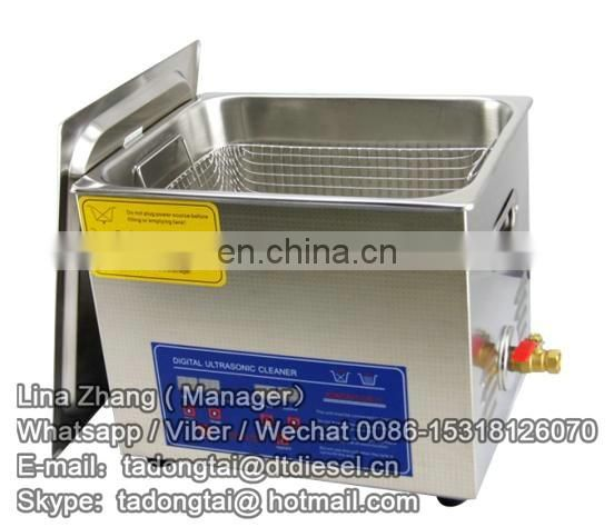 Digital Timer and Heater Series Ultrasonic Cleaner DT-30A