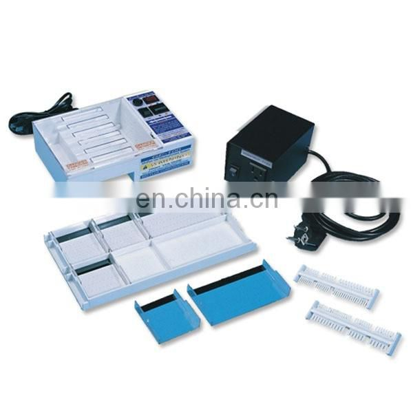 Mini Run gel electrophoresis analyzer gel electrophoresis
