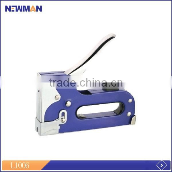 4-8mm arrow u nail fencing manual staple gun for wood