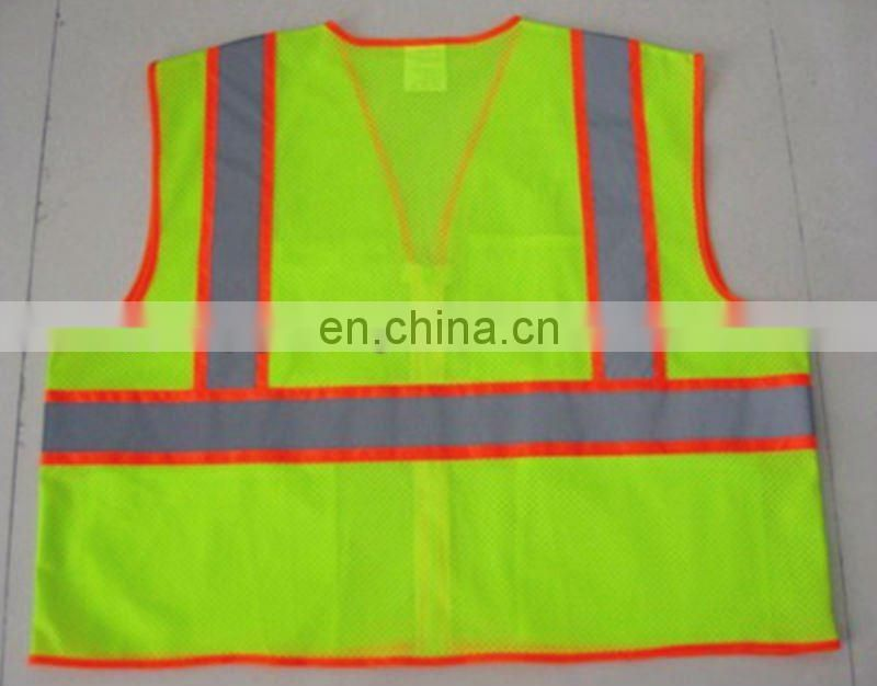 High Visibility Gray Ployester Reflective Clear Material Fabric Tape