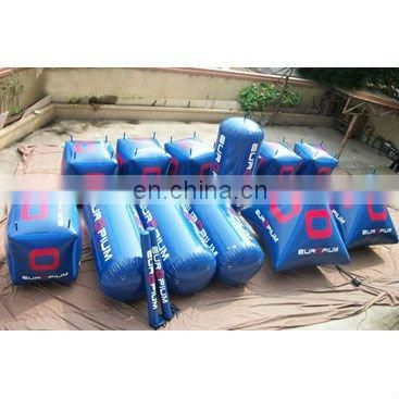 Customized floating inflatable buoys for water events promotion, water buoy for advertisement