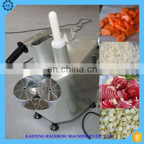 Small Capacity China Vegetable Cutting Machine With Vest