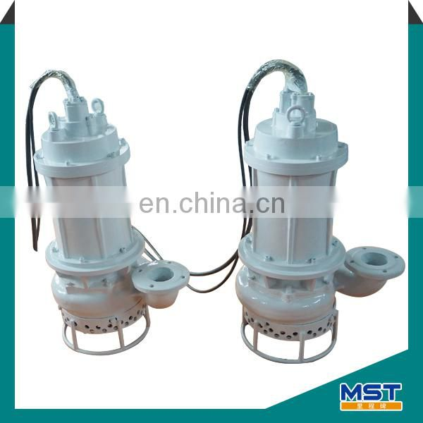 submersible vertical sand pump