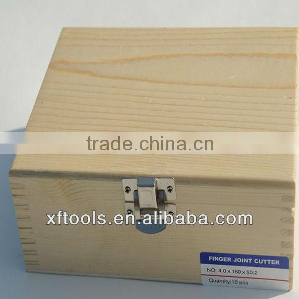 Woodworking knife tct finger joint cutter