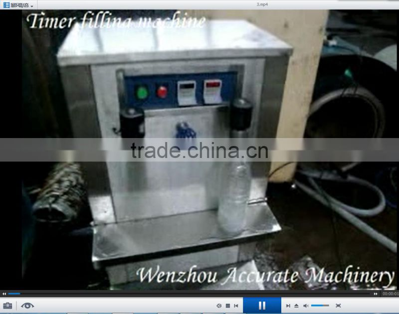 Be Friend In Use Bottle Water Filling Machine
