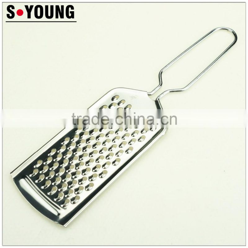 32056 Professional Stainless steel kitchen tool cheese ginger grater