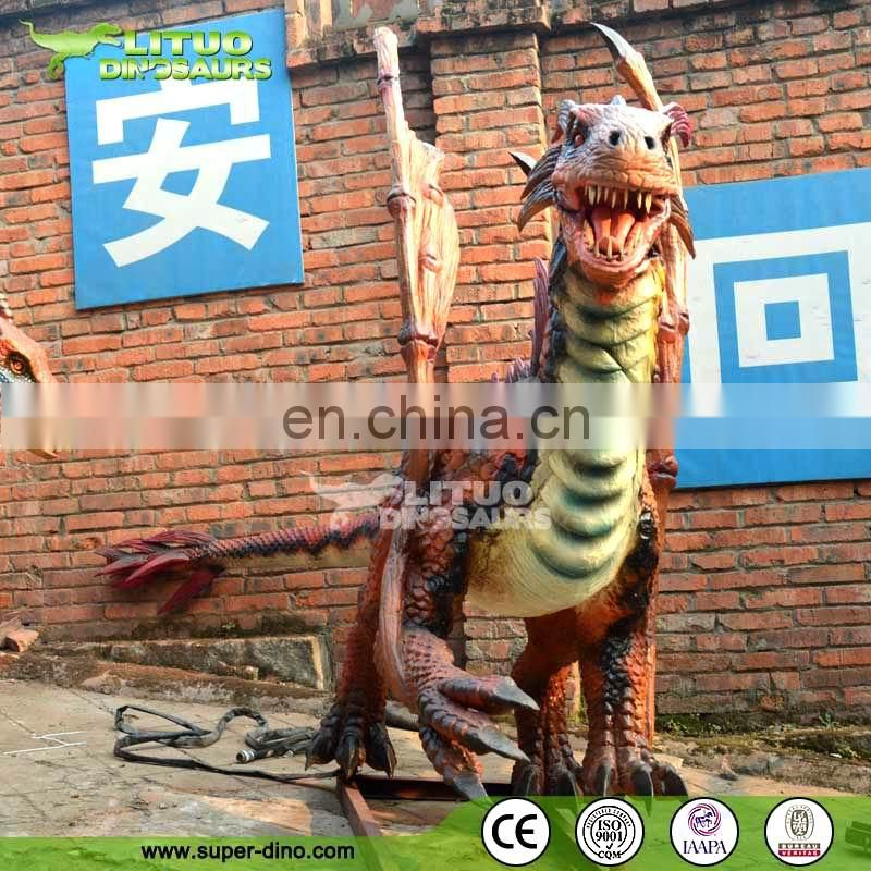 Hot Sell Dragon Model for Amusement