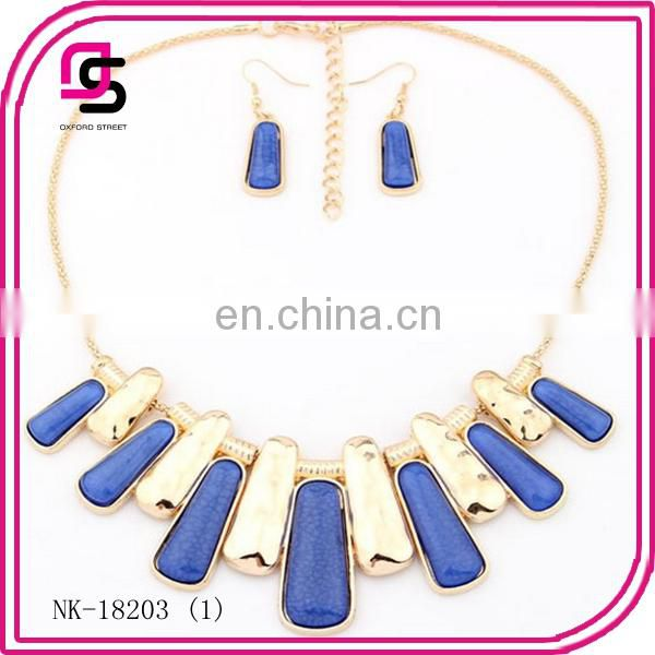 Hot Selling necklace earring Jewelry Sets 2017