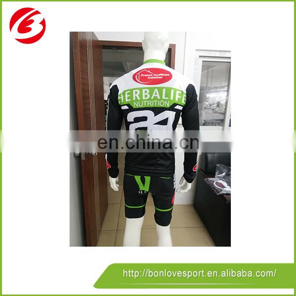 2017 New design colorful Your Style Team Cycling Jersey