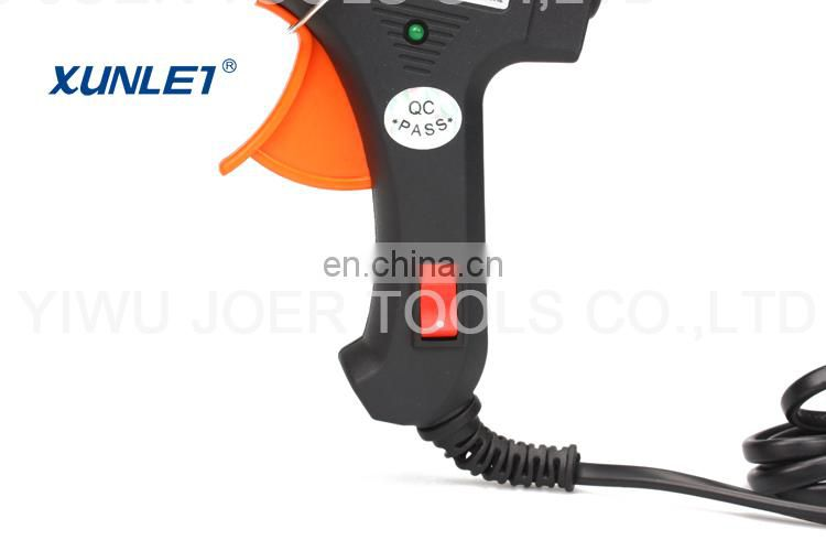XL-E20 20w black quality hot melt glue heating gun tool