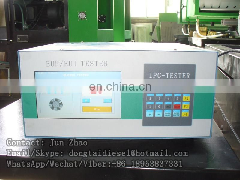 HOT SALE EUI/EUP TESTER WITH CAM BOX EUP Mack Renault DAF Deutz 2015