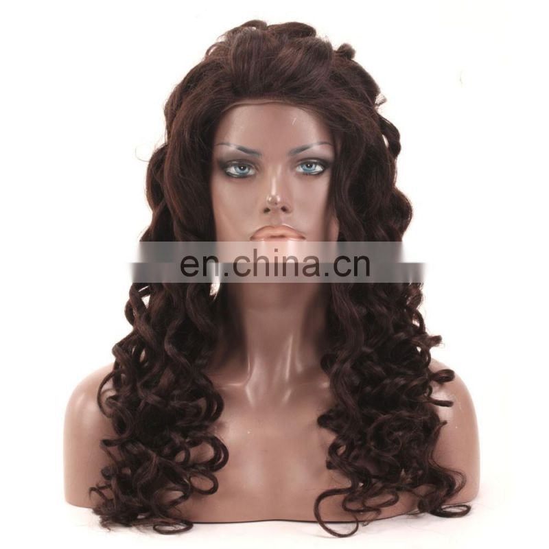 Good Feedback Customized Brazilian Hair Lace Front Wig