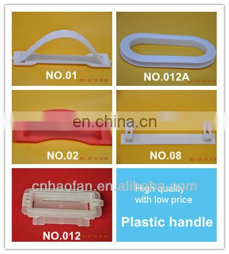 package plastic handles for milk carton box