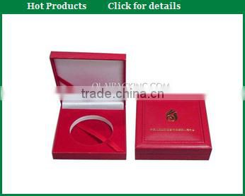 custom luxury Packaging Boxes Paper display coin box with tray