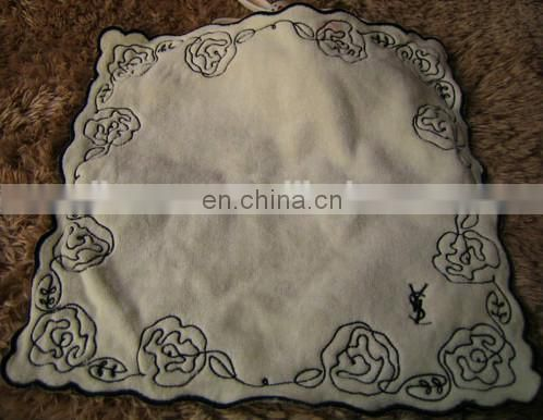 China cheapest Sales promotion hankerchief cotton pure cotton colorful women handkerchief
