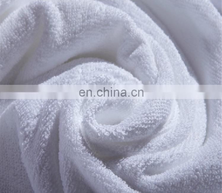 wholesale high quality 100 cotton towels hotel towels with good water absorption