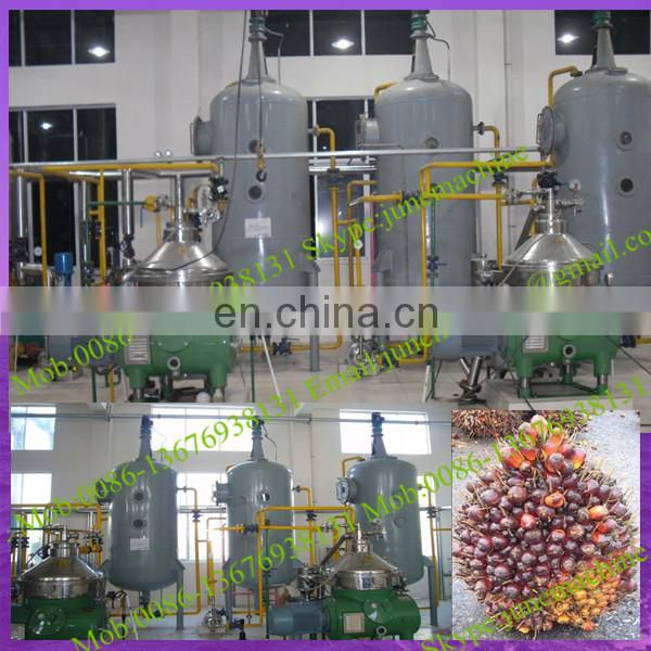 Most popular palm oil processing machine