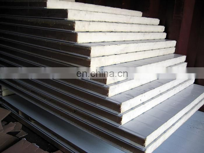 Metal Sandwich Panels Roofing PU andwich panel manufacturer in China