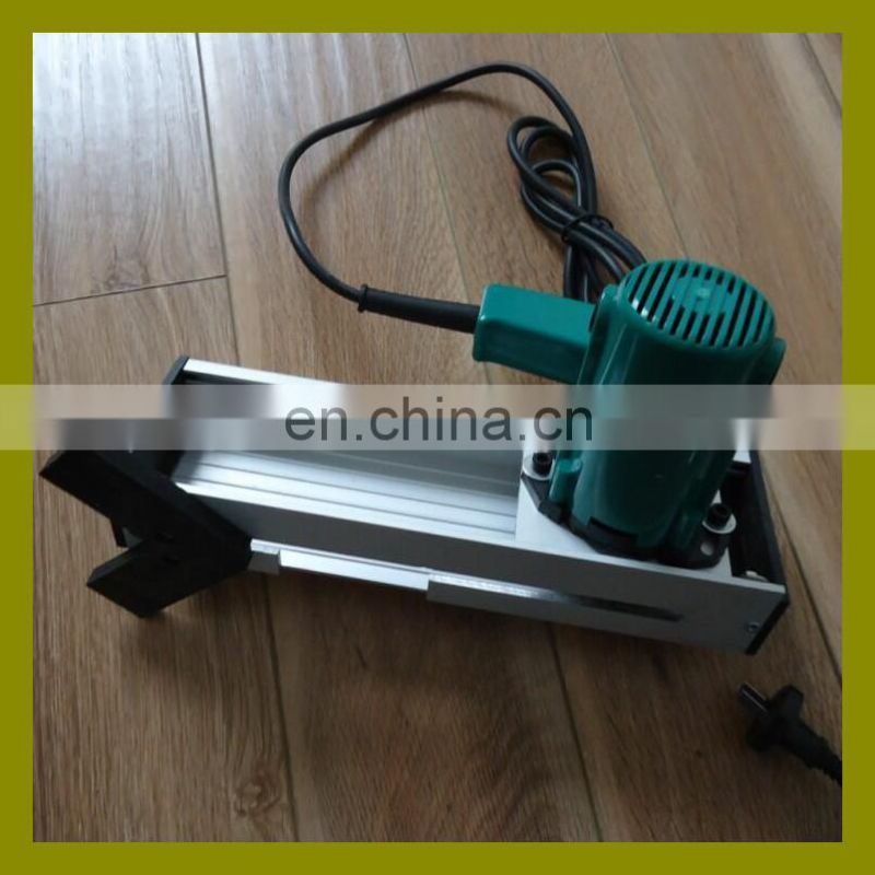 Portable manual Plastic UPVC window door surface cleaning machine