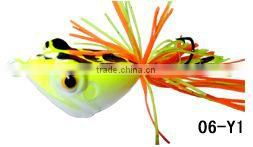 ilure hard plastic ray frog Bass Fishing Lures
