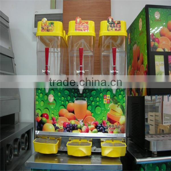 high efficiency and professional 12L Slush machine