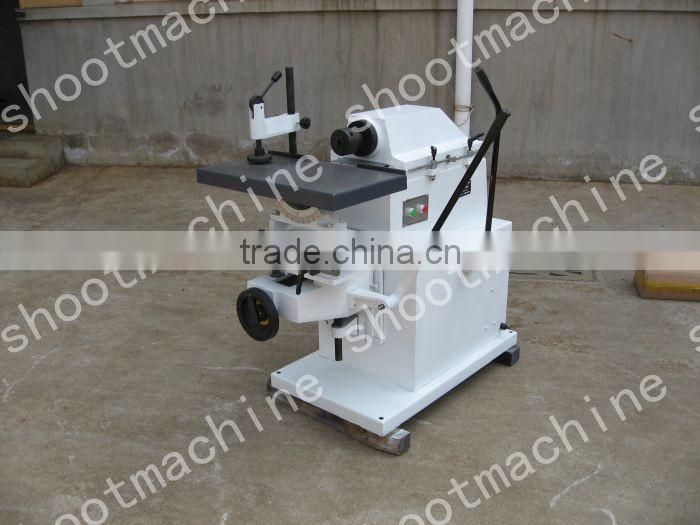 Horizontal Single Spindle Mortising Machine SH302 with Max. mortising length 200mm and Mortising width 0-20mm