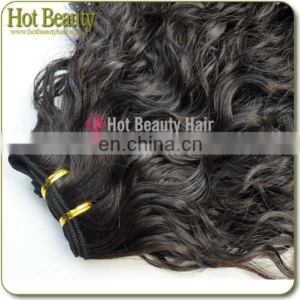 Hot Selling Human Virgin Hair Double Drawn Funmi Hair Pissy Curl