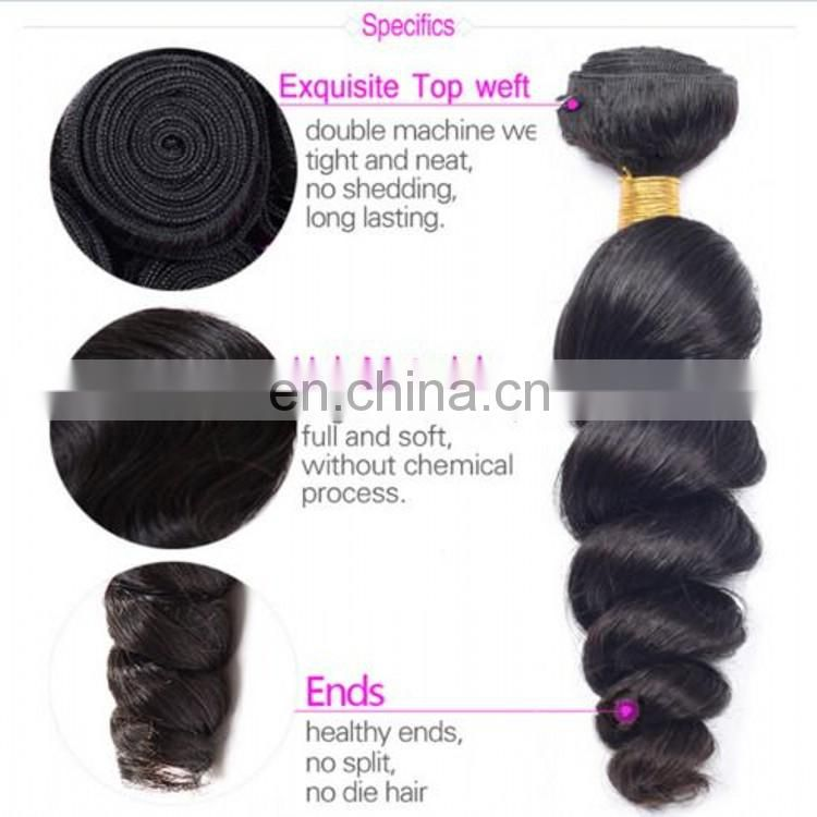 Directly Factory Supply Cheap Human Hair Weaving