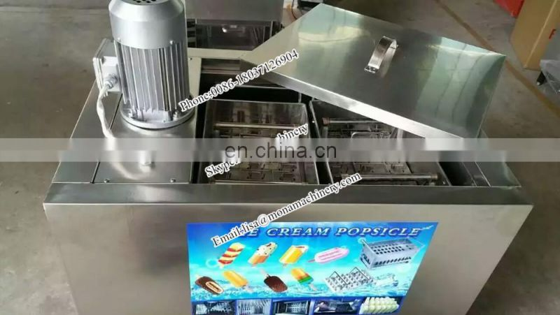 Fruit milk ice cream machine/ice pop machine ice lolly making machine
