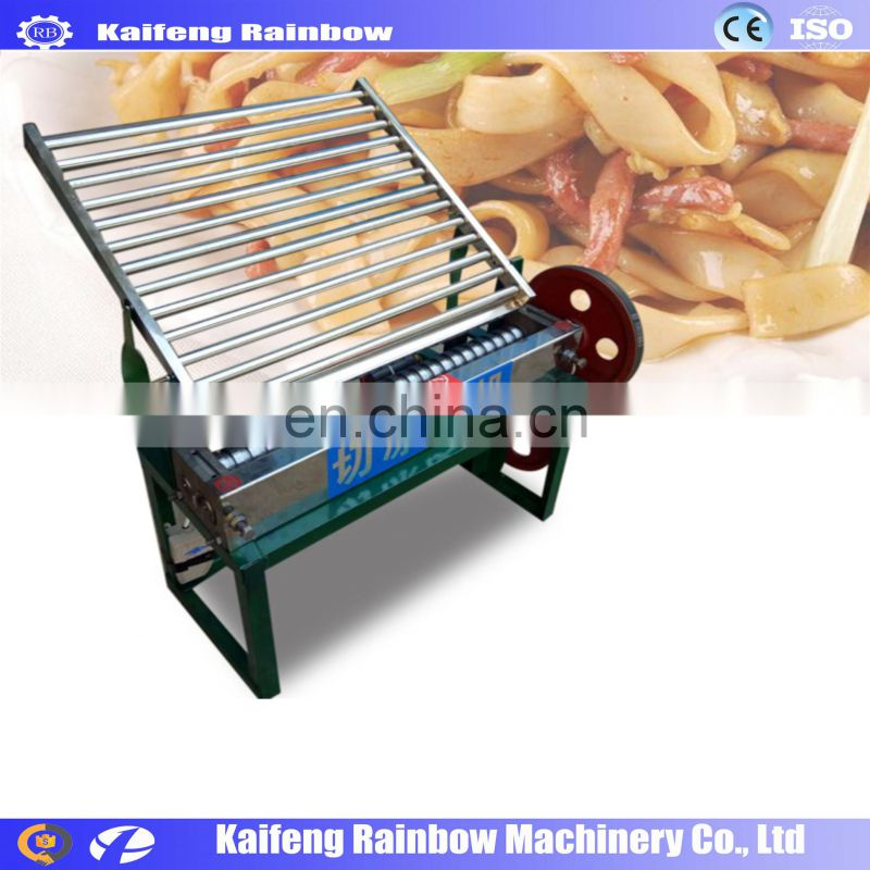 Industrial Made in China Cold Noodle Cut Machine Hotbed Chives/Celery/Dried Tofu/Spinach/Gluten Cutting Machine