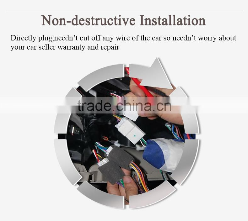 "7""Touch Screen For Citroen C4L DS4 Car Radio DVD Player CANBUS Citroen C4L DS4 GPS Navigation Multimedia Video Radio System"