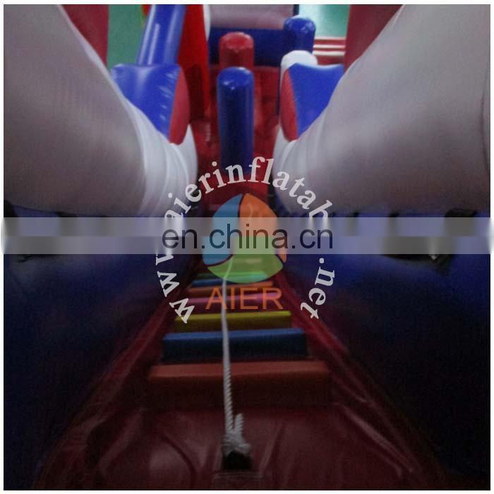 2017 most popular inflatable Spiderman slide for fun,giant inflatable slide for sale