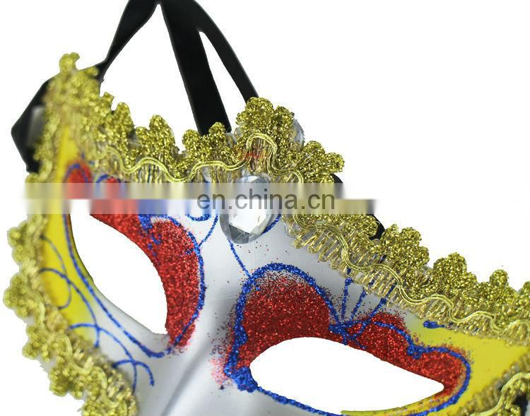 promotional and popular party venetian mask