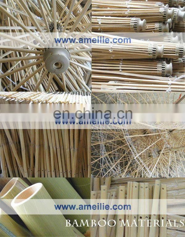 With 20years Factory Experience Popular Handmade Paper Parasol Umbrella Wholesale as Wedding Favors