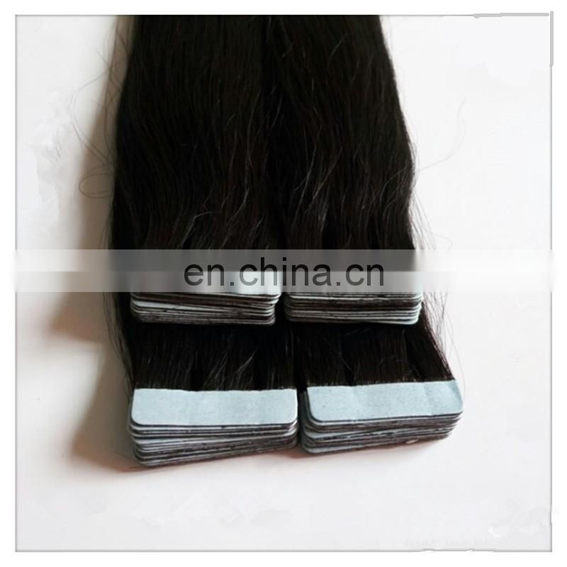 Wholesale 100% indian Human Hair Sew In Weave, tape hair extension,aliexpress hair weave indian virgin remy hair,