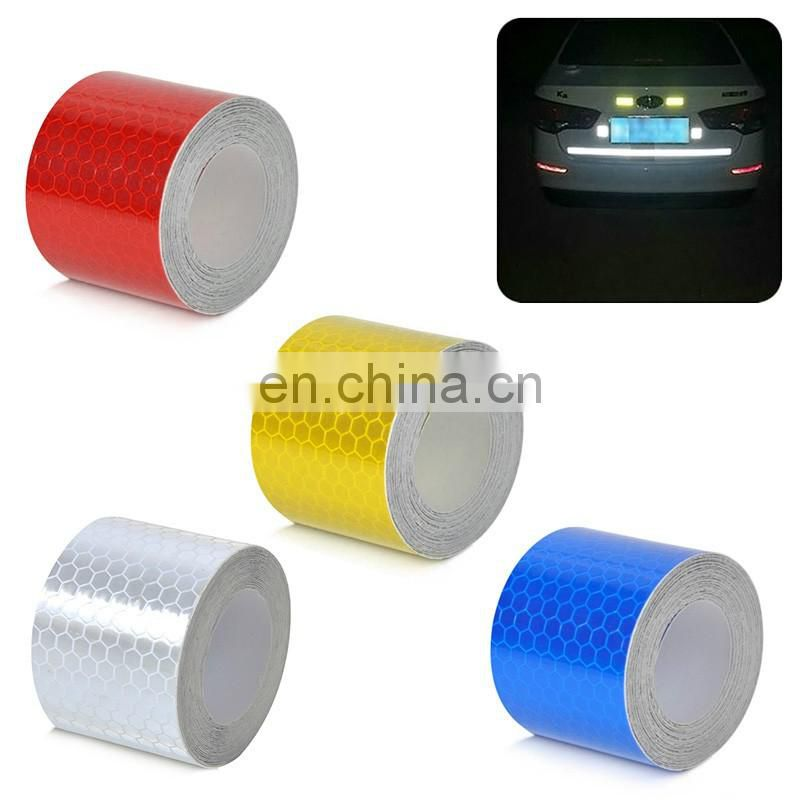Custom reflective stickers bike 3m reflective car sticker