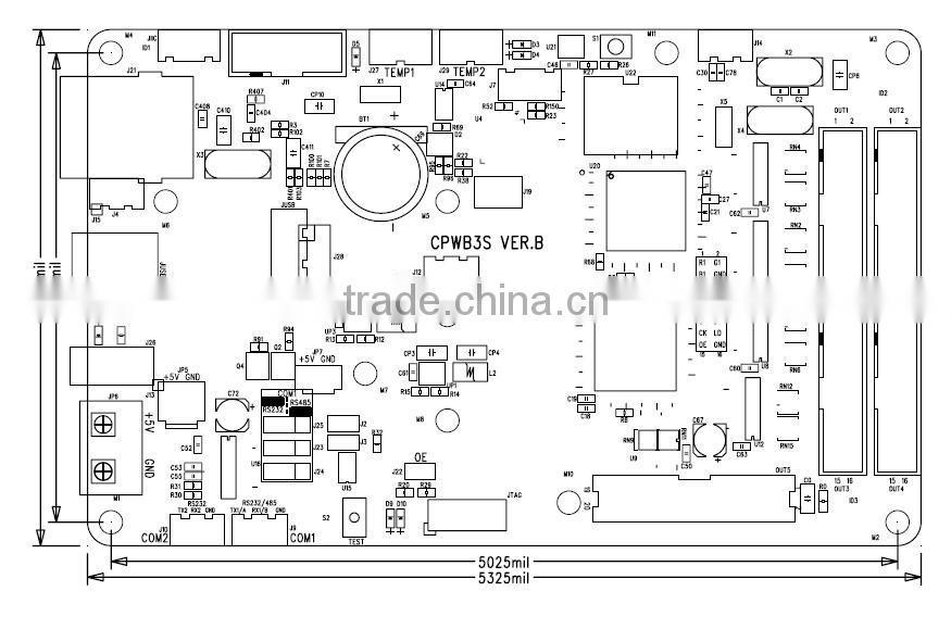 Shenzhen LIYI RF WIFI RJ45 C-power 2D 3D led pharmacy cross edit