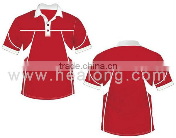 new design sport t-shirts cricket team jerseys design ,cricket uniforms design
