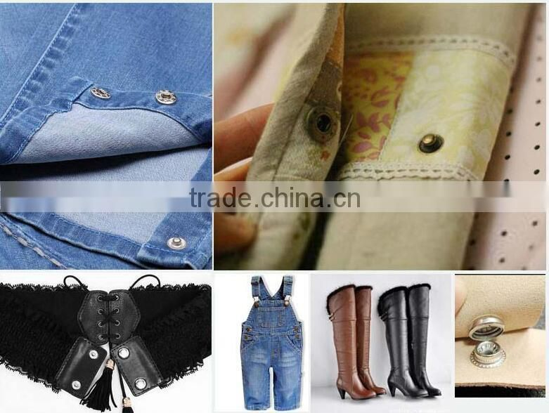 custom clothing buttons Jeans button