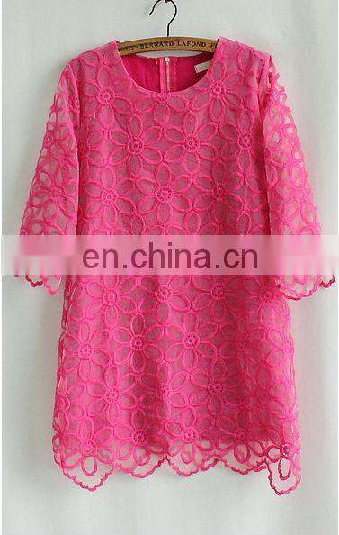 Organza fabric for textile