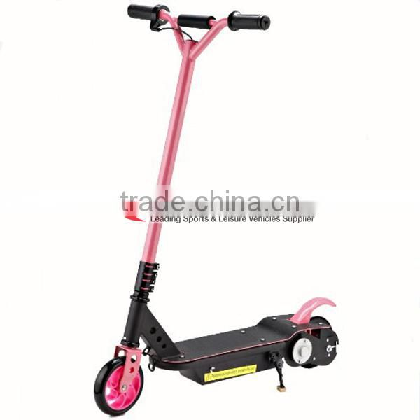 CE approved 2wheel electric scooter standing 120w 24v