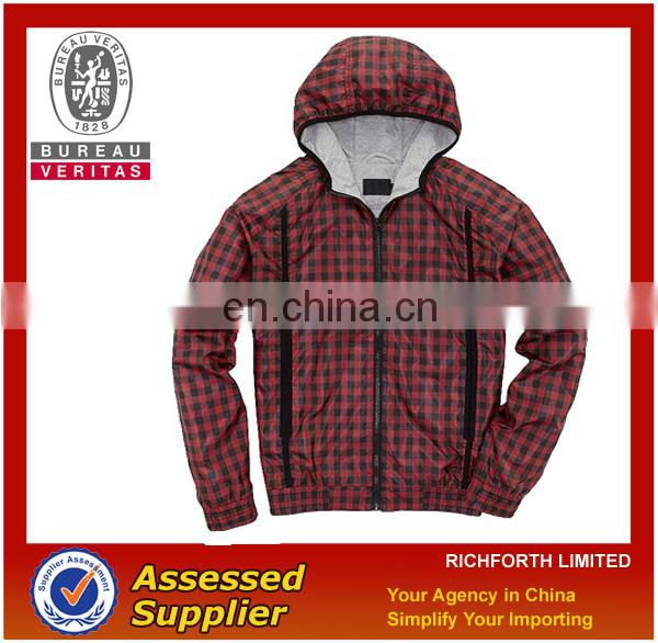 Youngers Fashion Stripe Winter Jacket